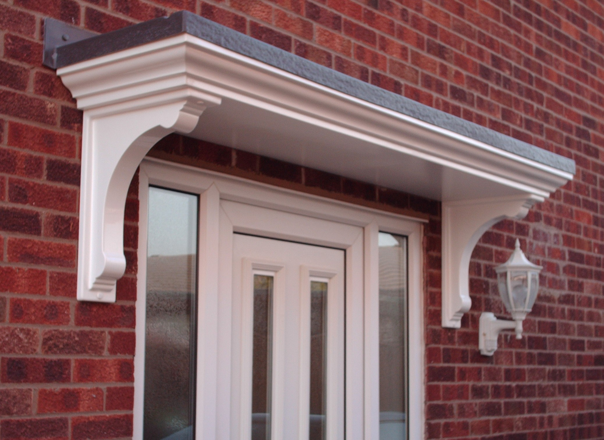 city-door-canopy & GRP Overdoor Canopies | Door Canopies | The Canopy Shop
