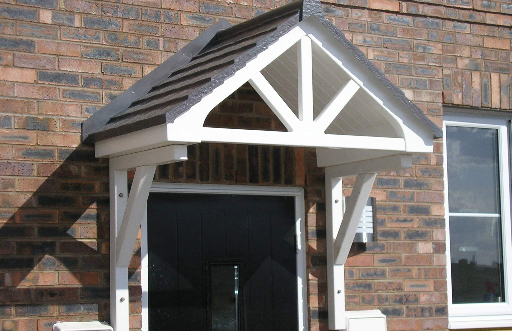 elite-door-canopy & GRP Overdoor Canopies | Door Canopies | The Canopy Shop