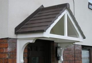 The Barlow Overdoor Canopy