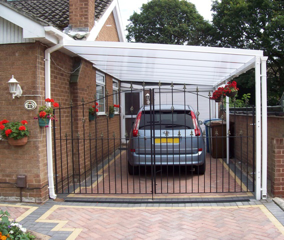 quick fit carports the canopy shop. Black Bedroom Furniture Sets. Home Design Ideas
