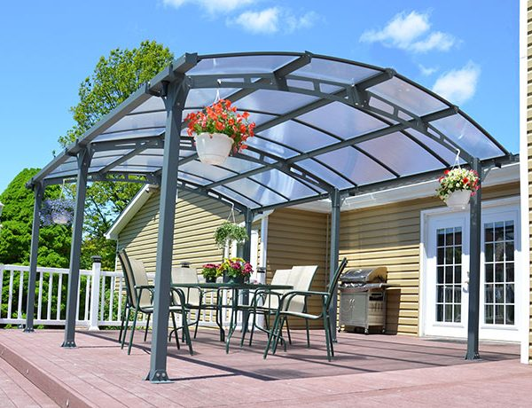 Crescent Curved Roof. Crescent Curved Canopy & Crescent Curved Roof u2013 The Canopy Shop memphite.com
