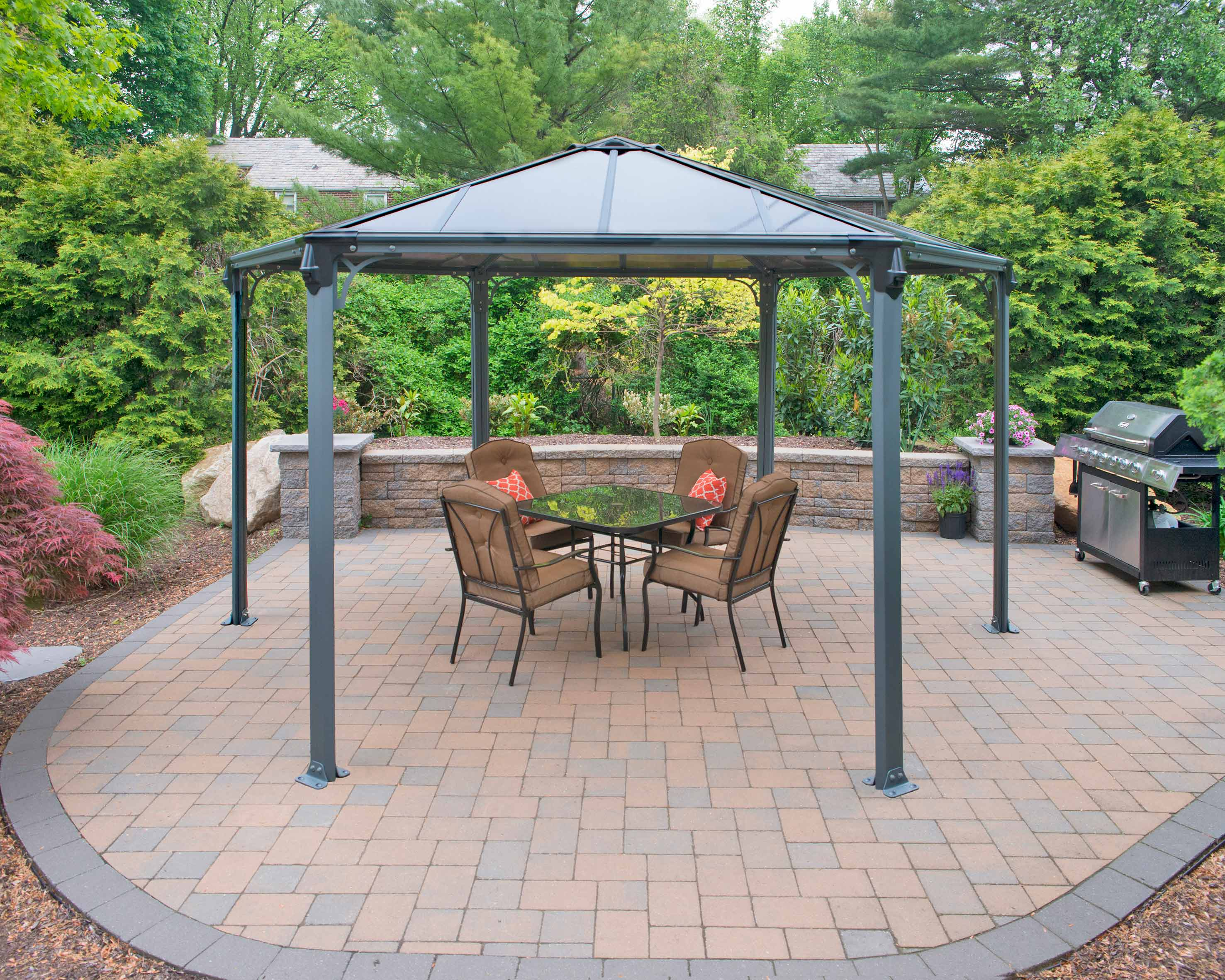 Chatsworth Garden Gazebo – The Canopy Shop