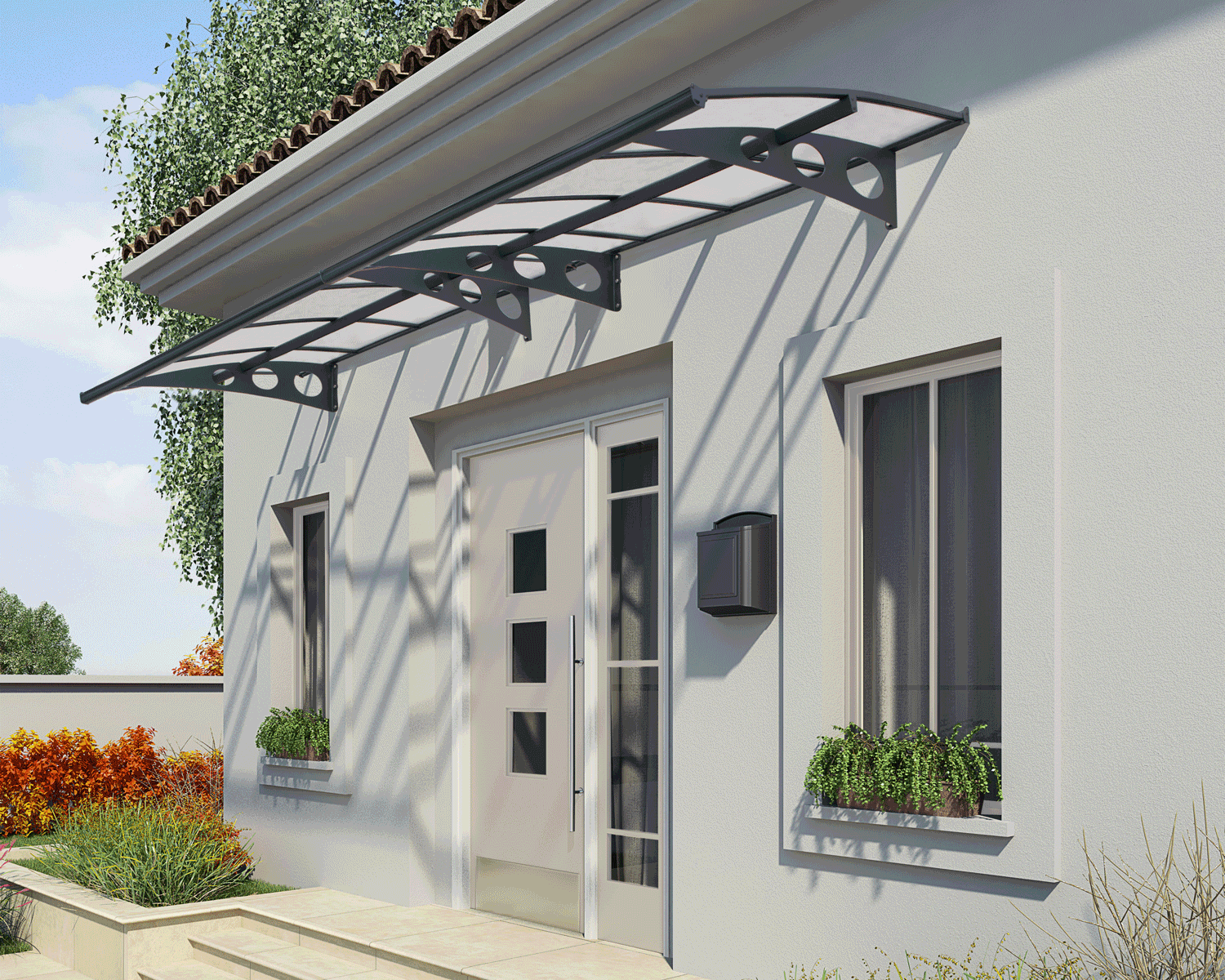 BEAUMONT 4470 CONTEMPORARY CANOPY