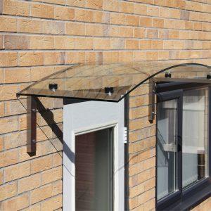 Contour Overdoor Canopy Side View