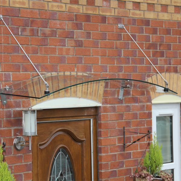 Suspended Contour Canopy Side View