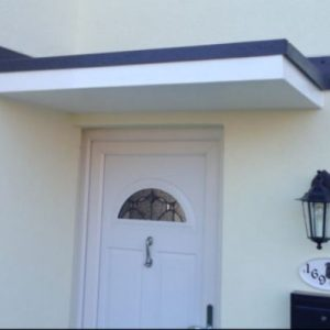 Cherwell Corner Fit Overdoor Canopy – The Canopy Shop
